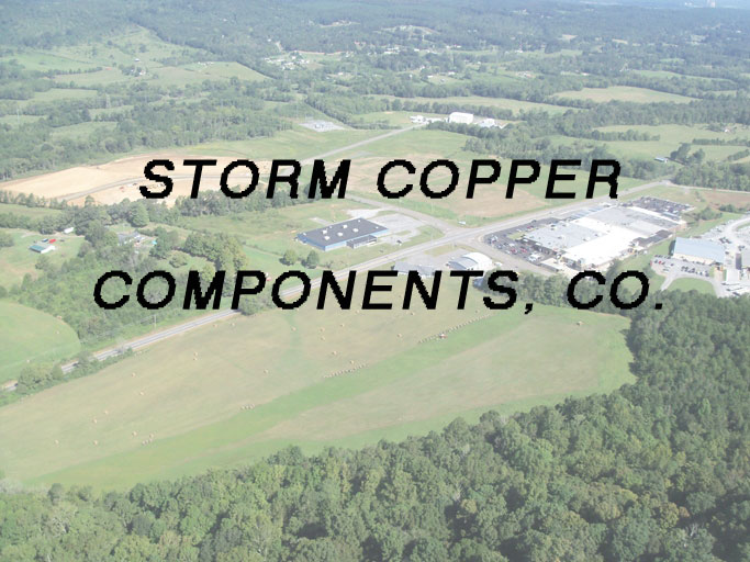 Storm Copper Components, CO